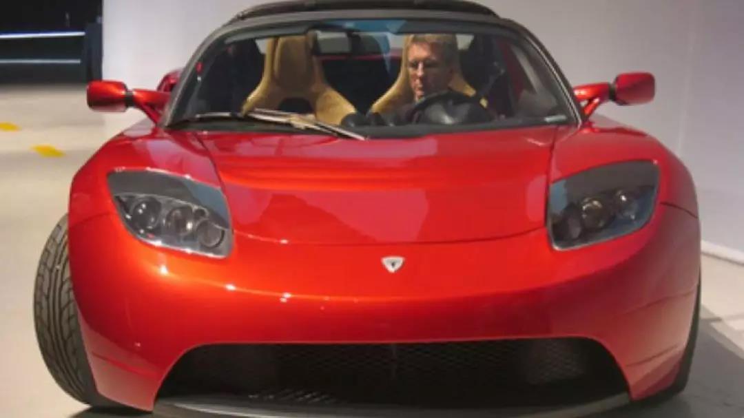2006 年 7 月 媒体试驾 Roadster