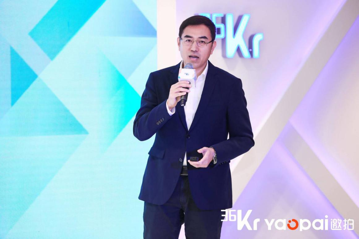 海创汇的合伙人王文江:海创汇是海尔网络化战略过程中的一个尝试